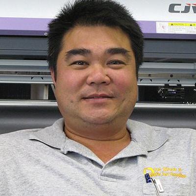 Gregg - General Manager
