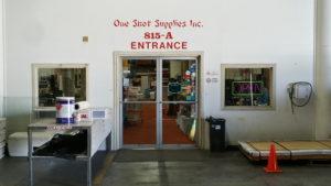 OSGA Store Entrance
