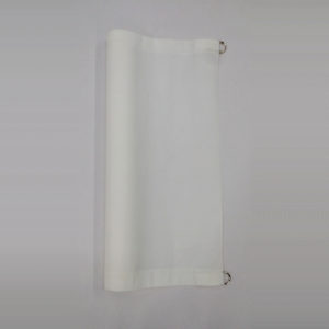 Poly Banner - White 2' (Open)