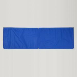 Vinyl Banner - Blue