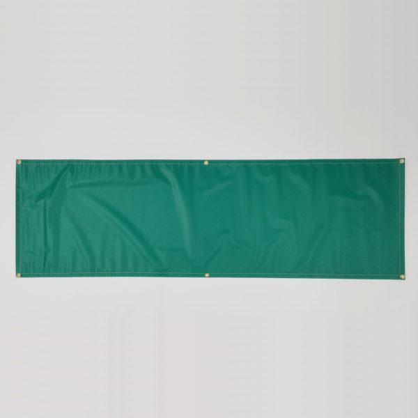 Vinyl Banner - Green