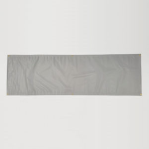 Vinyl Banner - Light Grey