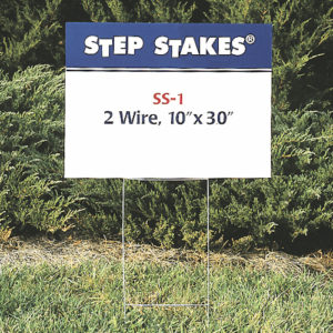 Sign Stands & Holders