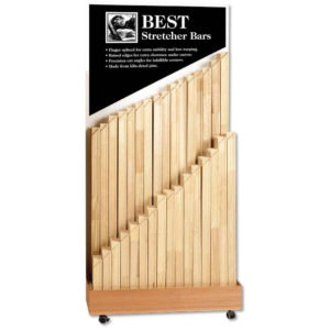 Canvas Stretcher Bars & Hanging Equipment