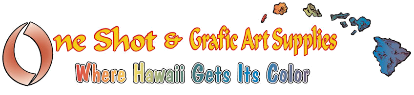 One Shot & Grafic Art Supplies